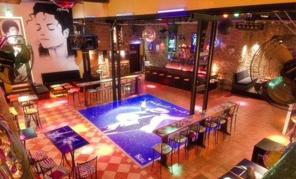 Retro Nightclub Limassol Cyprus Michael Jackson