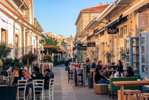 Limassol Cyprus Nightlife Local Saripolou