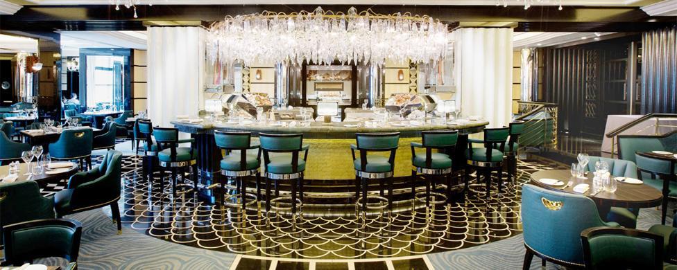 Savoy London Restaurant 5 Star Luxury