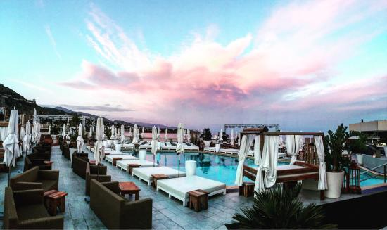 Nikki Beach Monaco Celebrities