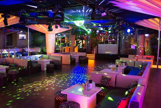 Twiga Monte Carlo Luxury Nightlife