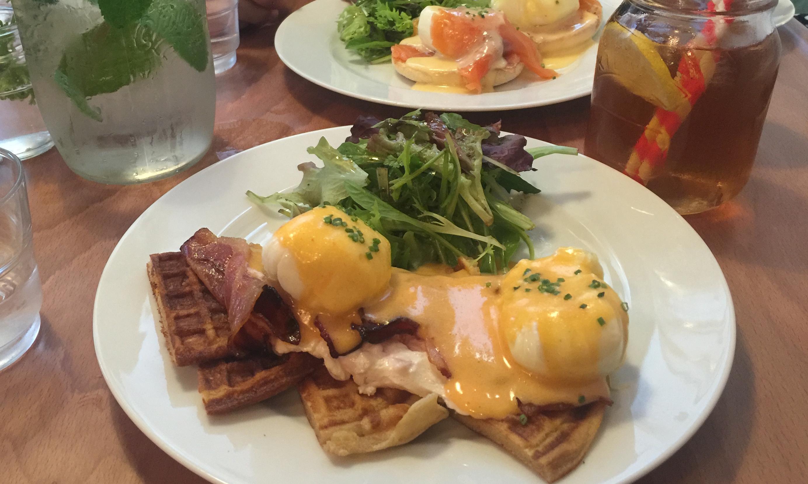 Waffle Brunch Breakfast Brussels Peck 47