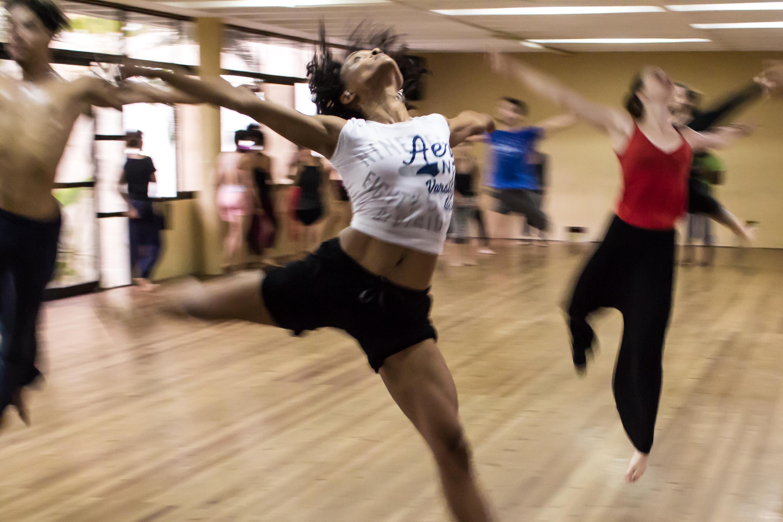 BiniBlog Dance Paris Studio Dancer