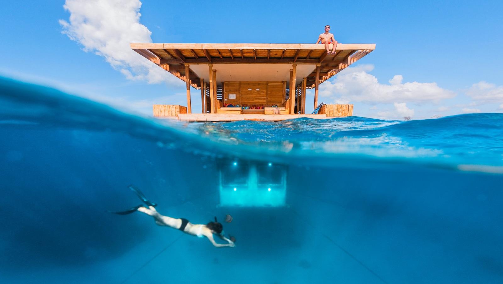 BiniBlog Unusual Hotels The Manta Resort Pemba Zanzibar Archipelago