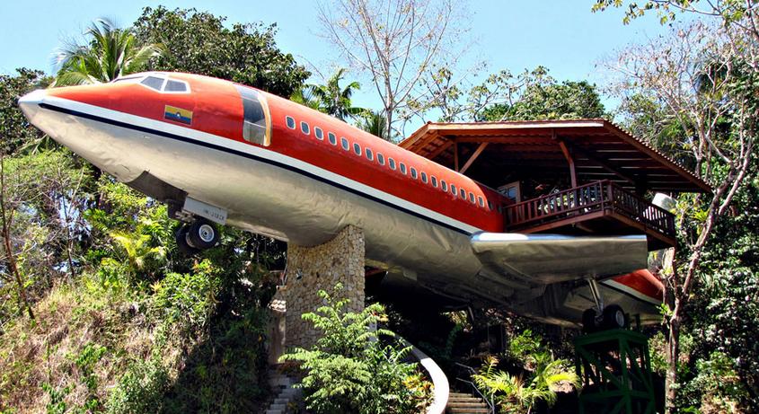Hotels Weird Unusual BiniBlog Costa Verde Manuel Antonio National Park Costa Rica