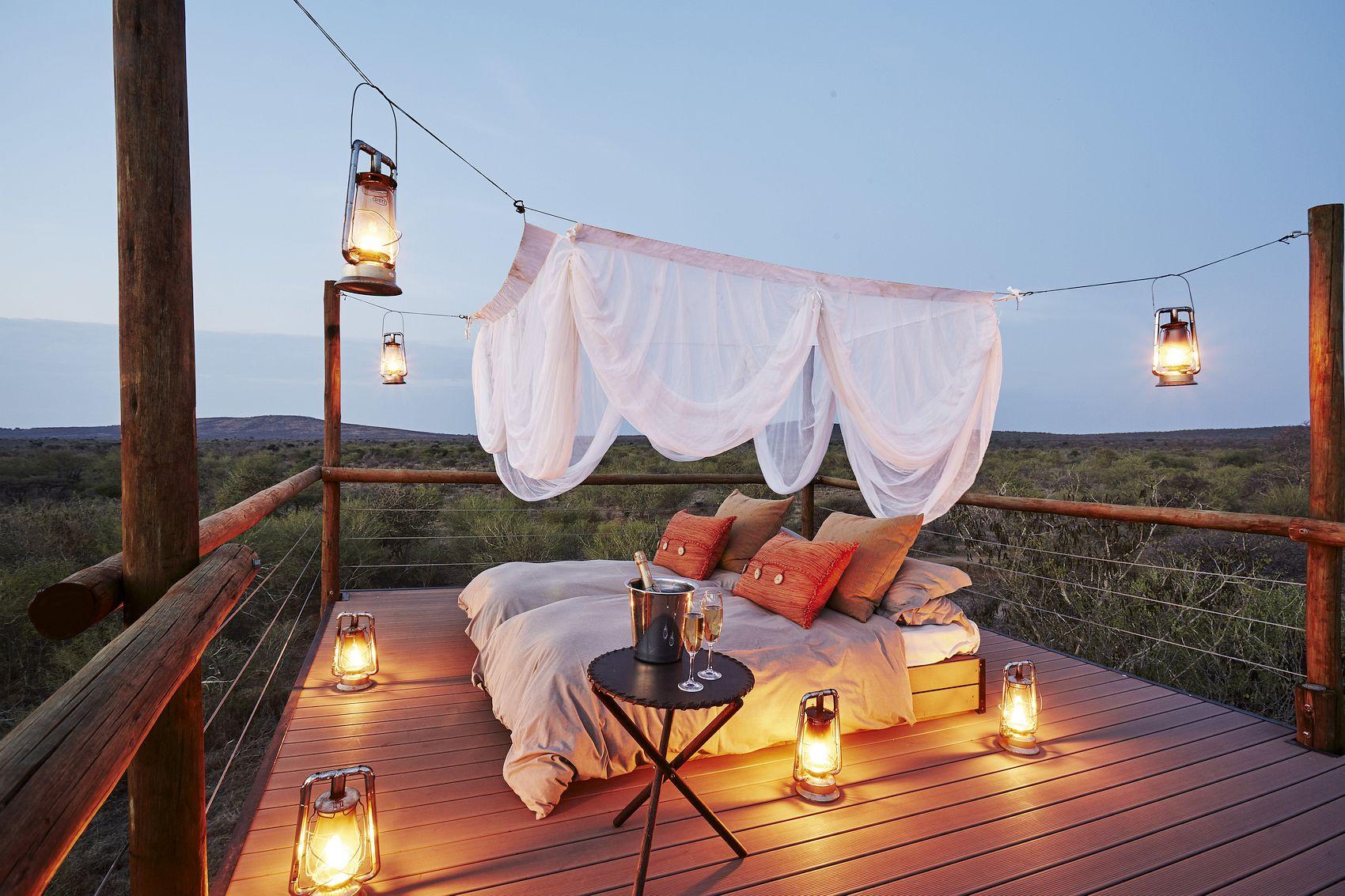 Sanctuary Makanyane Safari Lodge South Africa Under the Stars BiniBlog Hotels
