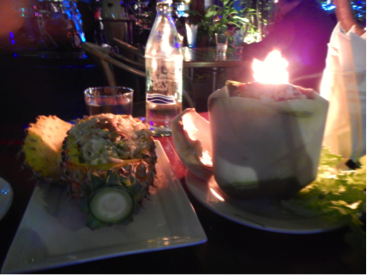BiniBlog Thai Food Coconut Bangkok Exotic Thailand Traveller Adventure Blogger