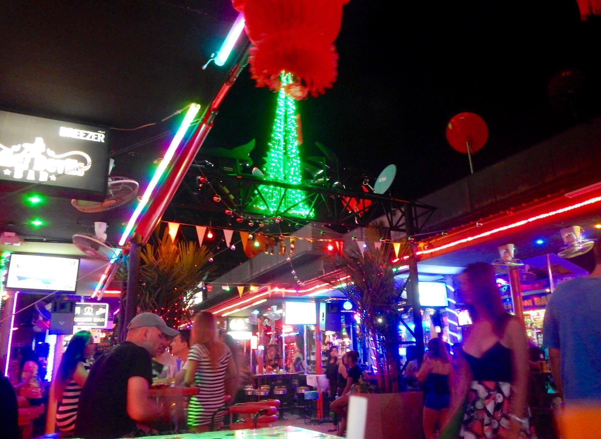 Phuket Thailand Nightlife Energy City Travel Blogger Inspiration