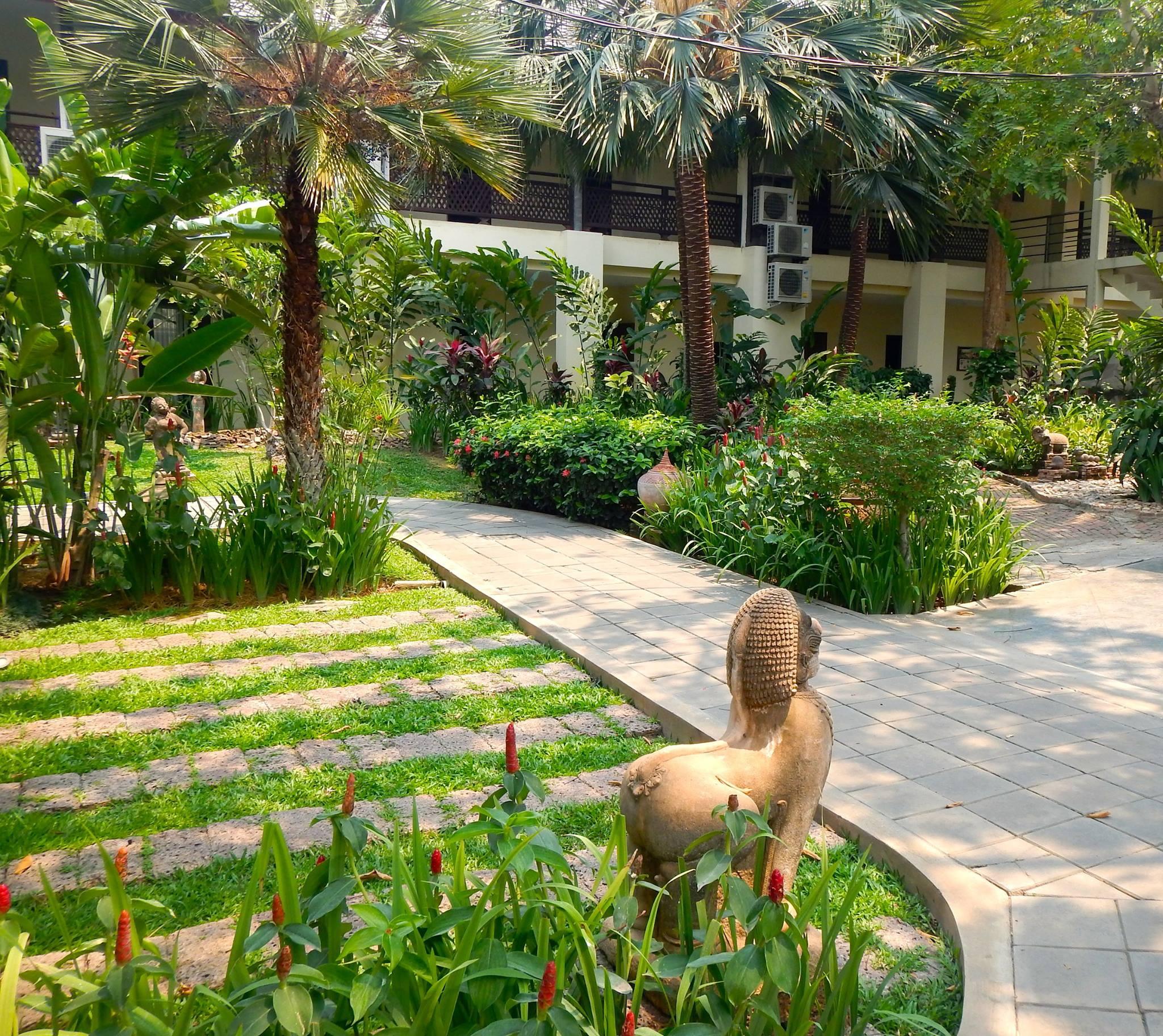 River Kwai Beach Resort Swimming Pool Thailand BiniBlog LocalBini Travel Journal Daphne Lambi Blogger