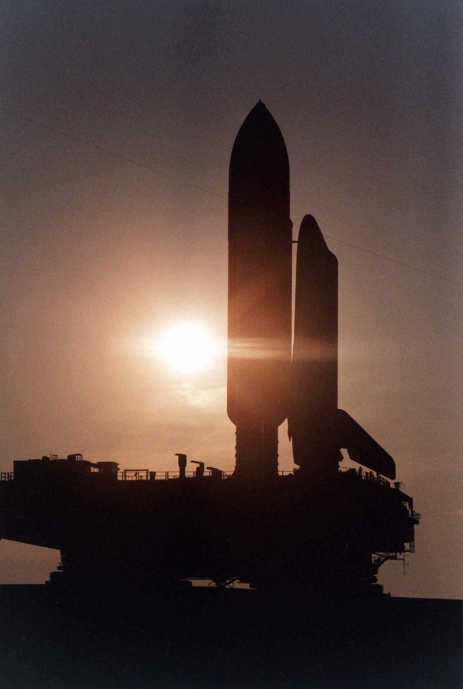 list of space shuttle atlantis missions - photo #29