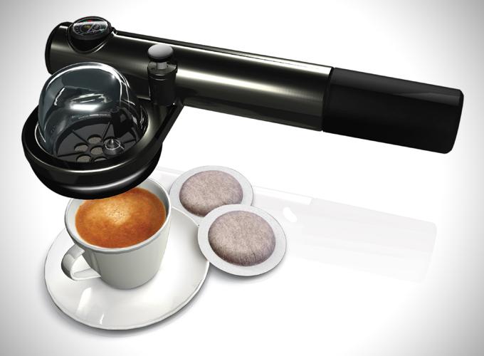 LocalBini BiniBlog Travel Gift Guide Ultimate Handpresso Wild Hybrid Coffee Machine