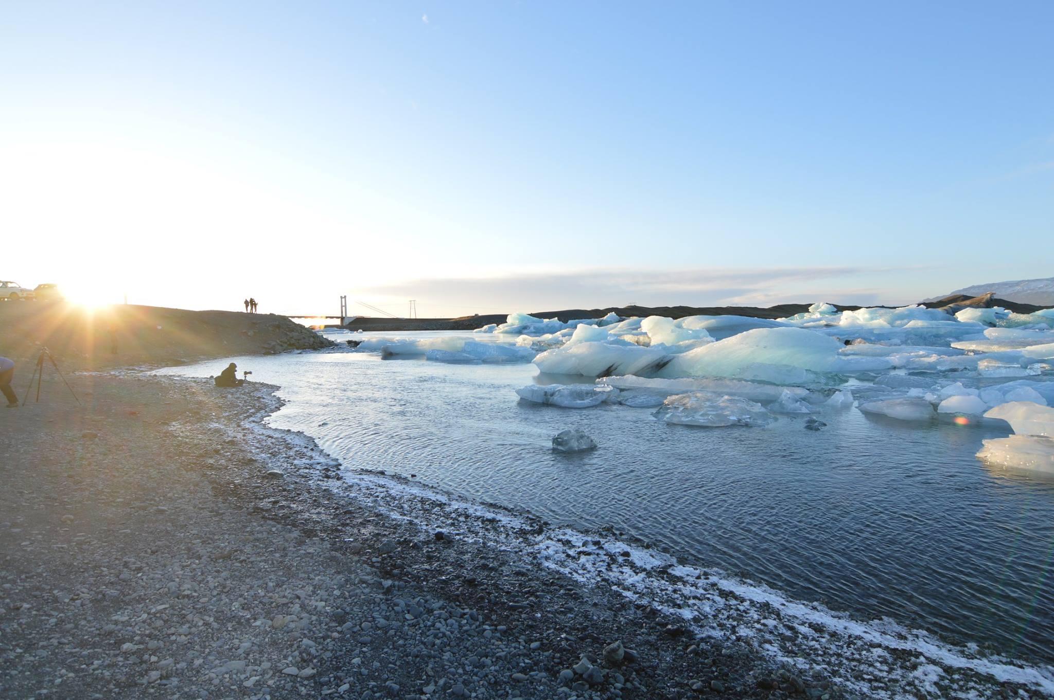 Jökulsárlón, Dyrholaey, Seljalandsfoss Weekend Getaway Iceland LocalBini BiniBlog Travel