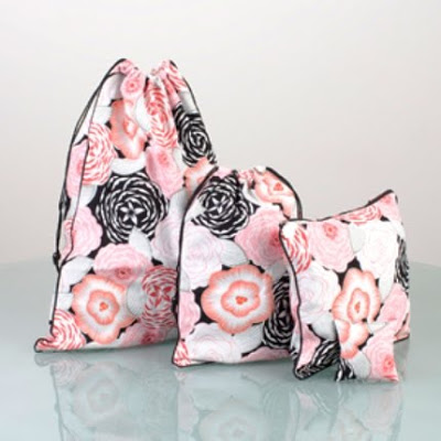 First Class Kit Shoe Bag Lingerie Bag Laundry Bag Luxe and Luxury LocalBini BiniBlog Travel Gift Guide Ultimate