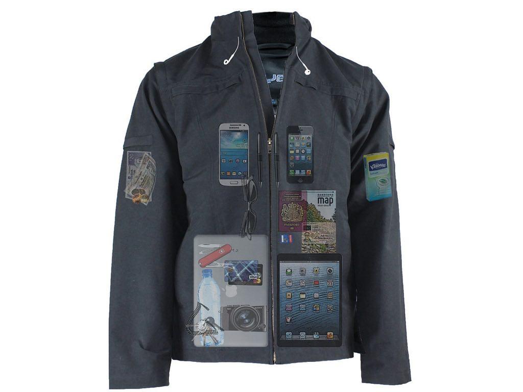 Fleece Jacket AyeGear Travel Clothing LocalBini BiniBlog Travel Gift Guide Ultimate
