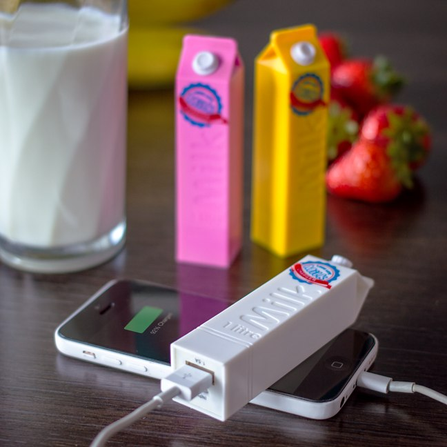 LocalBini BiniBlog Travel Gift Guide Ultimate Long Life Milk Portable Charger