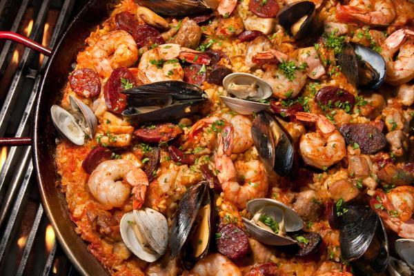 Barcelona Paella Seafood Europe Naples top ten European Foodie Destinations Travel Lifestyle LocalBini BiniBlog Pizza Inspiration Food San Sebastian Pintxos Italy Bar