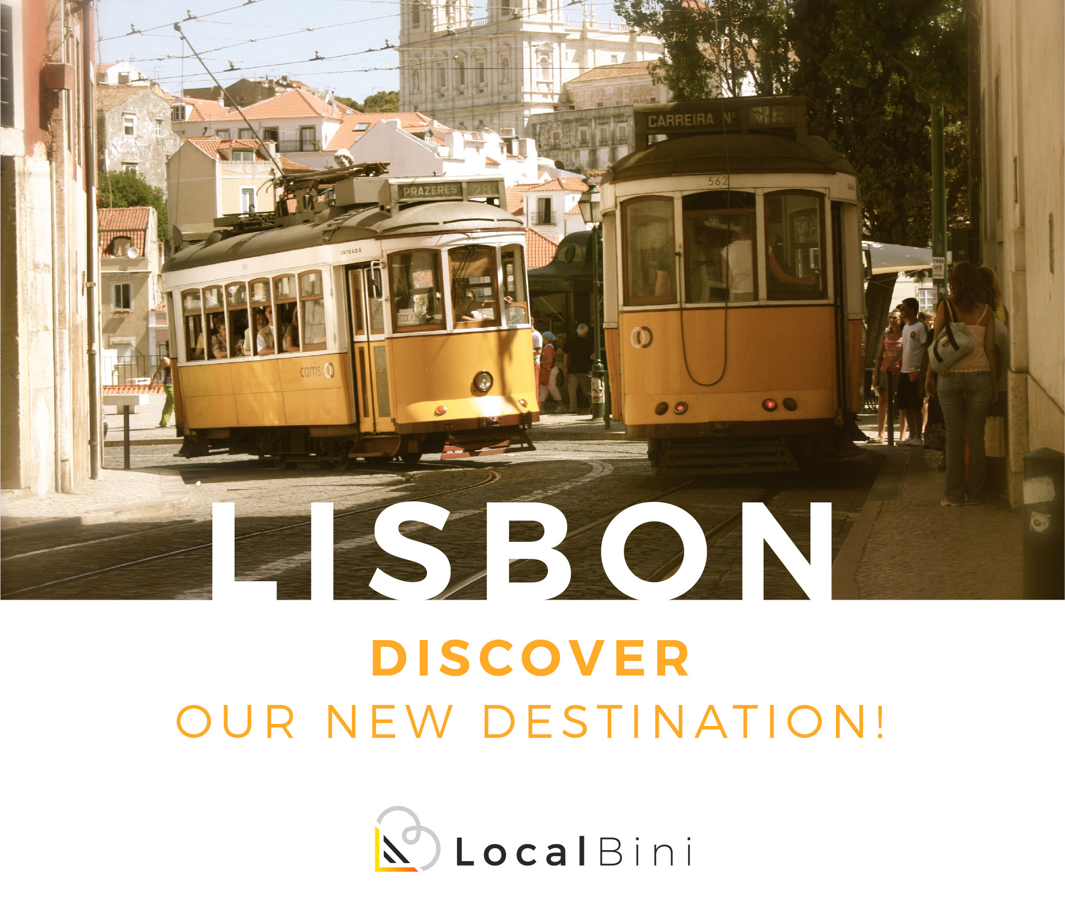 Localbini Launch Lisbon Things to Do Travel Unique Experiences Local Tours