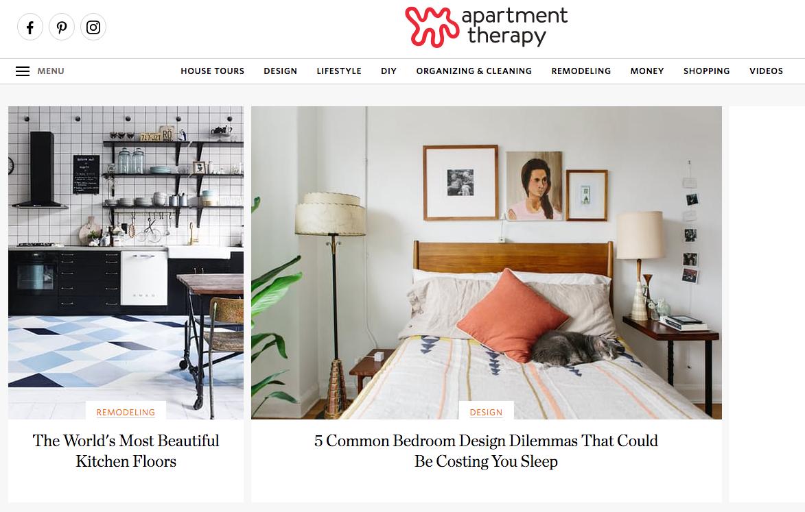 Maxwell Ryan Apartment Therapy Lifestyle Blog Home Organisation DYI happy heathy BiniBlog LocalBini