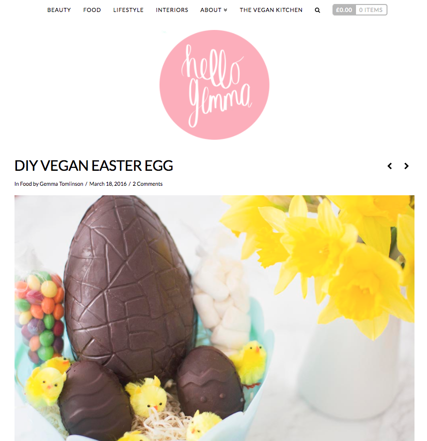 Hello Gemma Lifestyle Blog LocalBini BiniBlog Vegan Cruelty Free Recipes Beauty Travel Tips