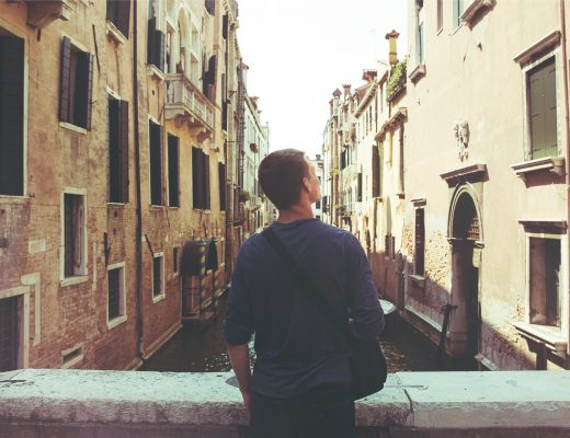 Traveller Wonder Travel Venice Street Beautiful Light