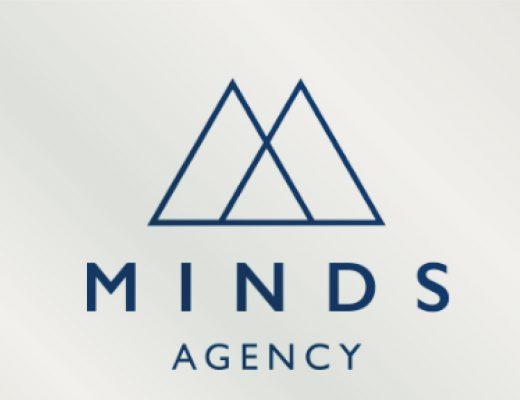 BiniBlog Minds Agency Logo Nicolas Teil