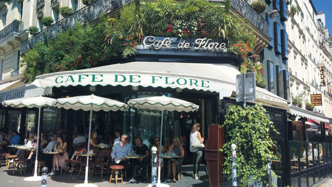 Cafe de Flore Paris BiniBlog