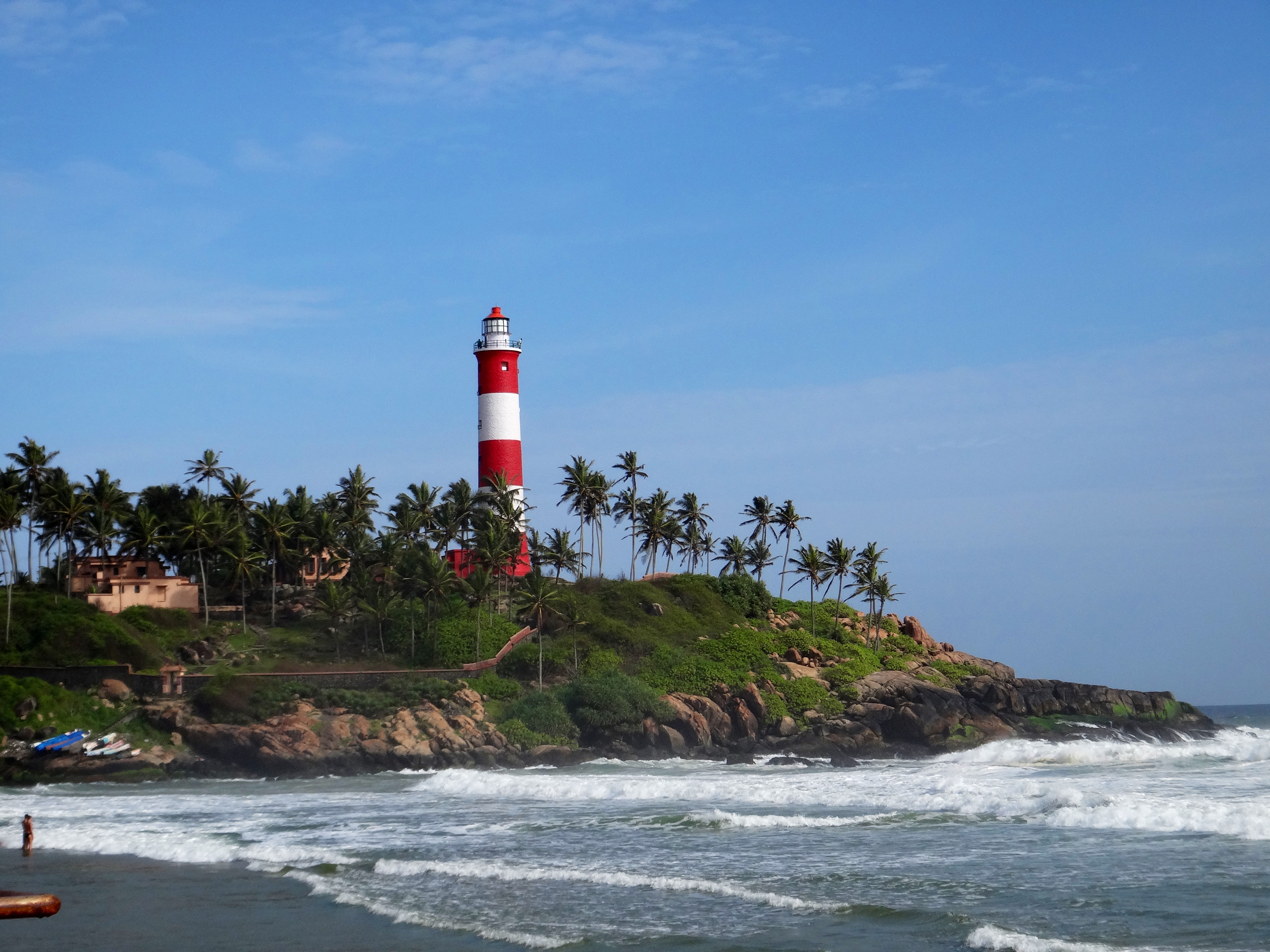 Kovalam - Kerala - India - Travel - Places to visit