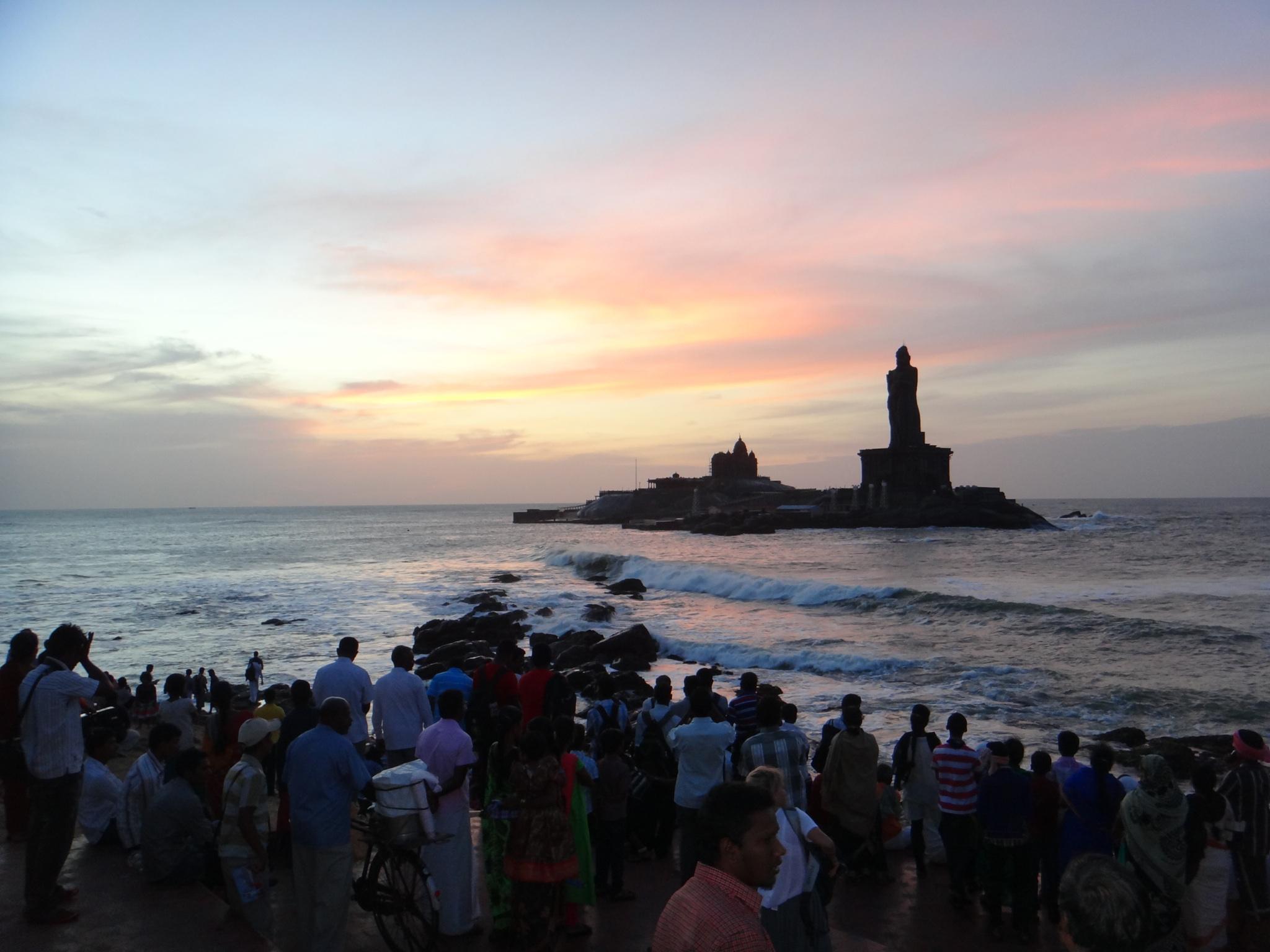 kanyakumari - india - travel - places to visit - India