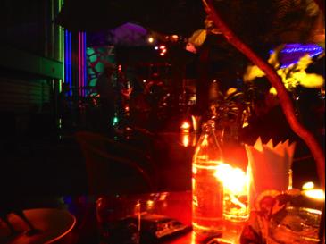 Insanity Nightclub Bangkok Thailand BiniBlog Travel Traveller Blogger Adventure Nightlife