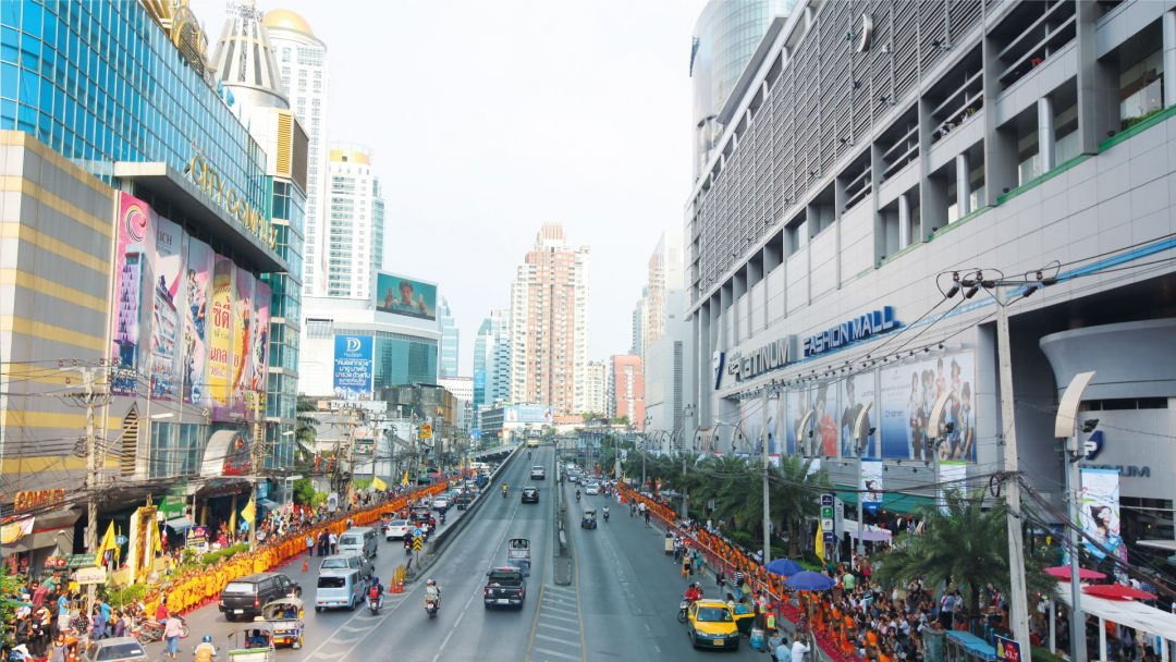 Thailand Bangkok BiniBlog Street Travel Adventure Blogger