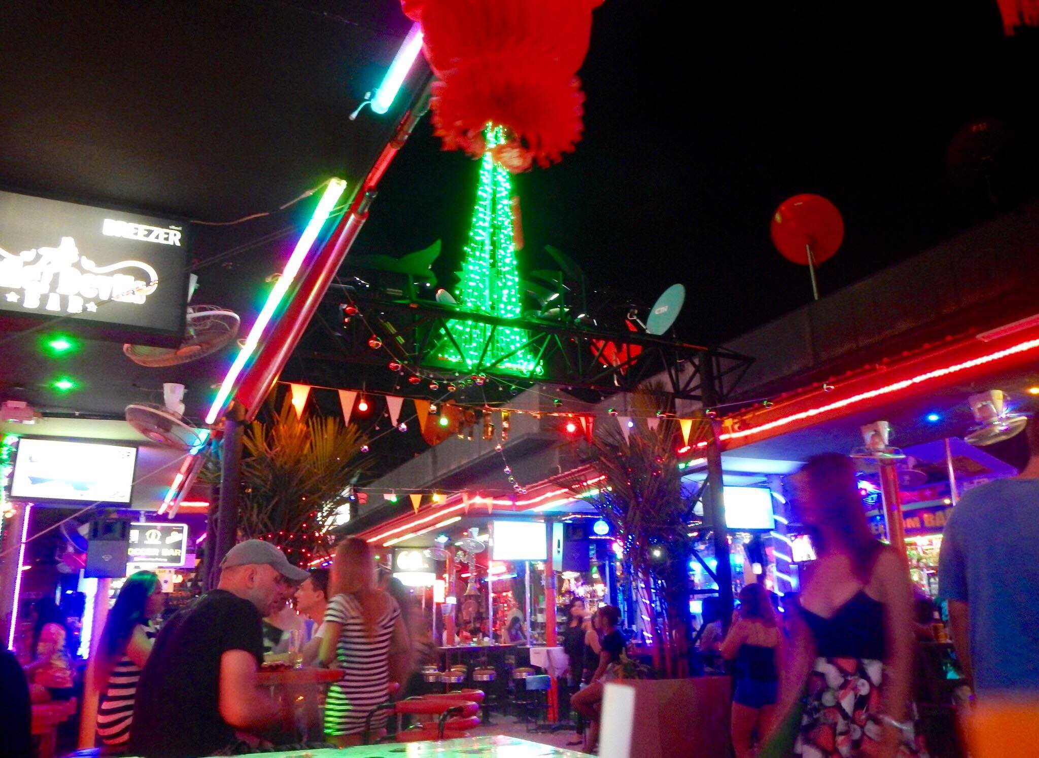 Phuket Thailand Nightlife Energy City Travel Blogger Inspiration