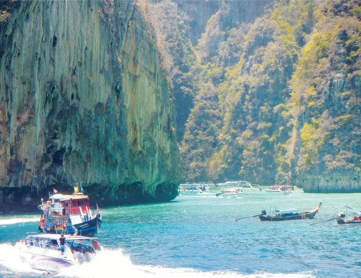 Phi Phi Islands Thailand LocalBini BiniBlog Blogger Daphne Lambi Travel Inspiration Journal