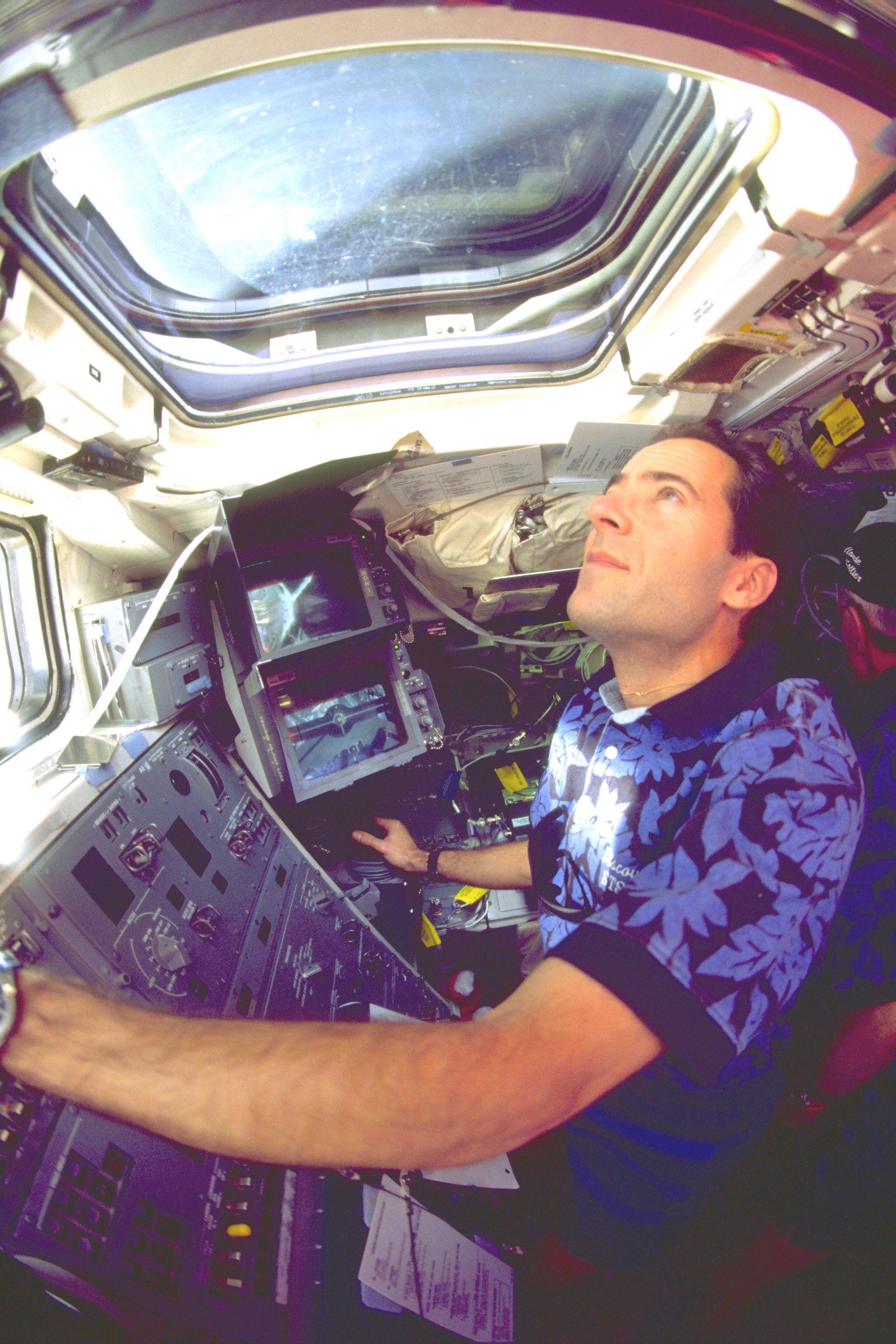 LocalBini BiniBlog Jean-François Clervoy Astronaut Novespace NASA space shuttle mission Atlantis Chairman CEO