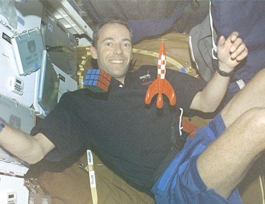 Jean-François Clervoy Astronaut