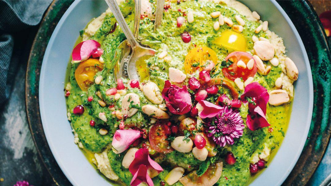 Paris Food Vegan Vegeterian Restaurant Trendy LocalBini Experience Travel Local