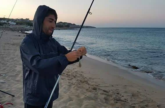 Andrea de Nigri Passion Fishing La Pesca in Mare Italy community sea