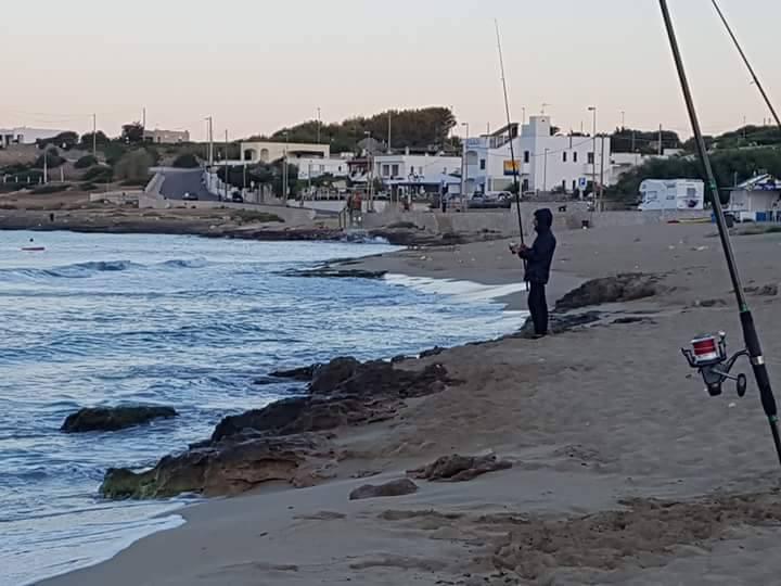 Andrea de Nigri Passion Fishing La Pesca in Mare Italy community sea