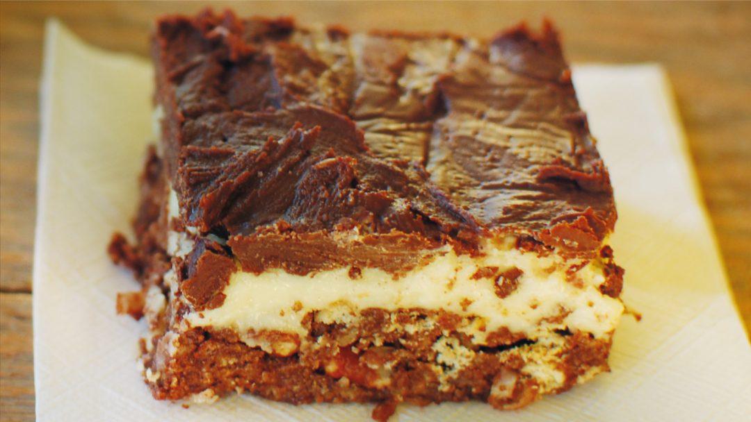 Joyce Hardcastle Wafer Crumb Chocolate Custard Square Bars Nanaimo Bars Best Canadian Confection Desert Food Recipe