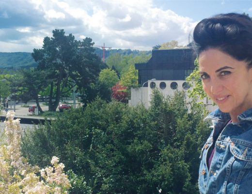 Interview Ariane Tavakol Discover out loud Webzine creative world passion discussion inspiration L'Oréal Zurich Switzerland Producer Creative Director