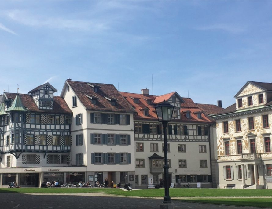 St Gallen Switzerland LocalBini Travel Experience