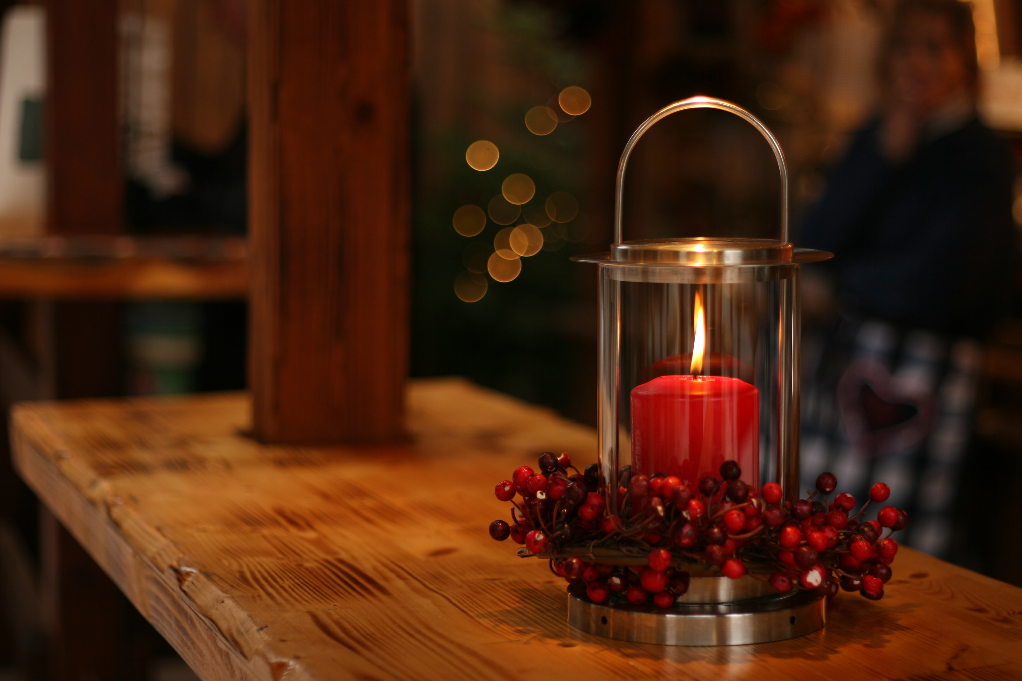 DIY Christmas Decorations Advent Calendar Festive Holiday Home Decoration Crafts christmas scent rustic red candle festive