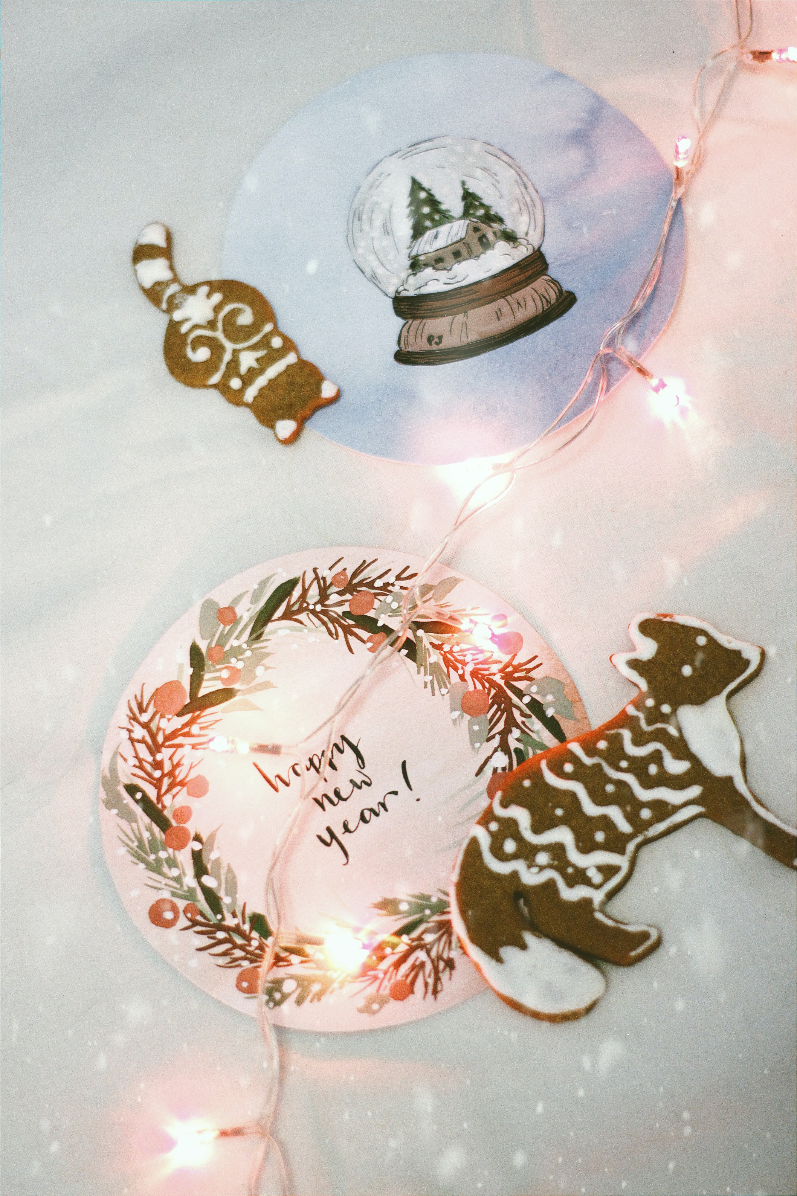 origami pop up DIY christmas decorations twinkly lights holiday cards festive wishes