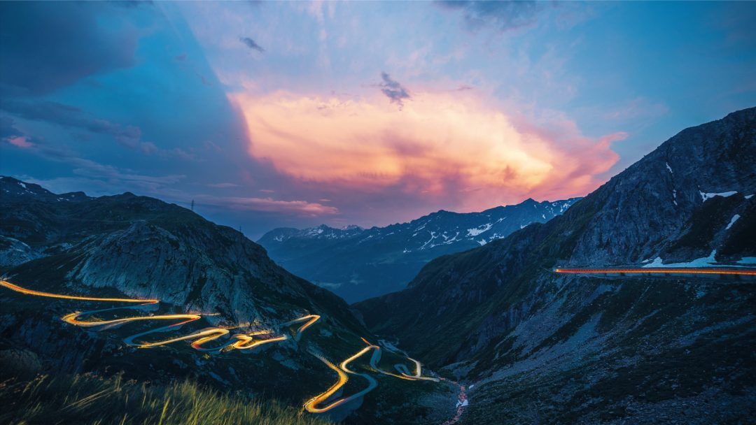gotthard pass switzerland alps holiday scenic road trip Europe adventure travel localbini biniblog