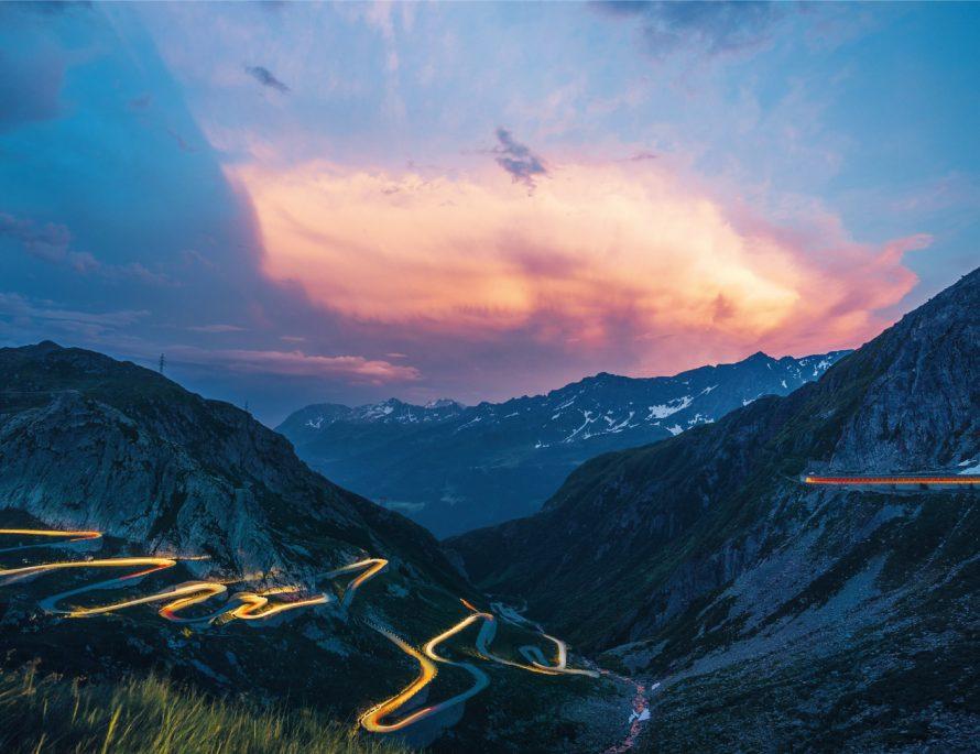 gotthard pass switzerland alps holiday scenic road trip Europe adventure travel localbini biniblog
