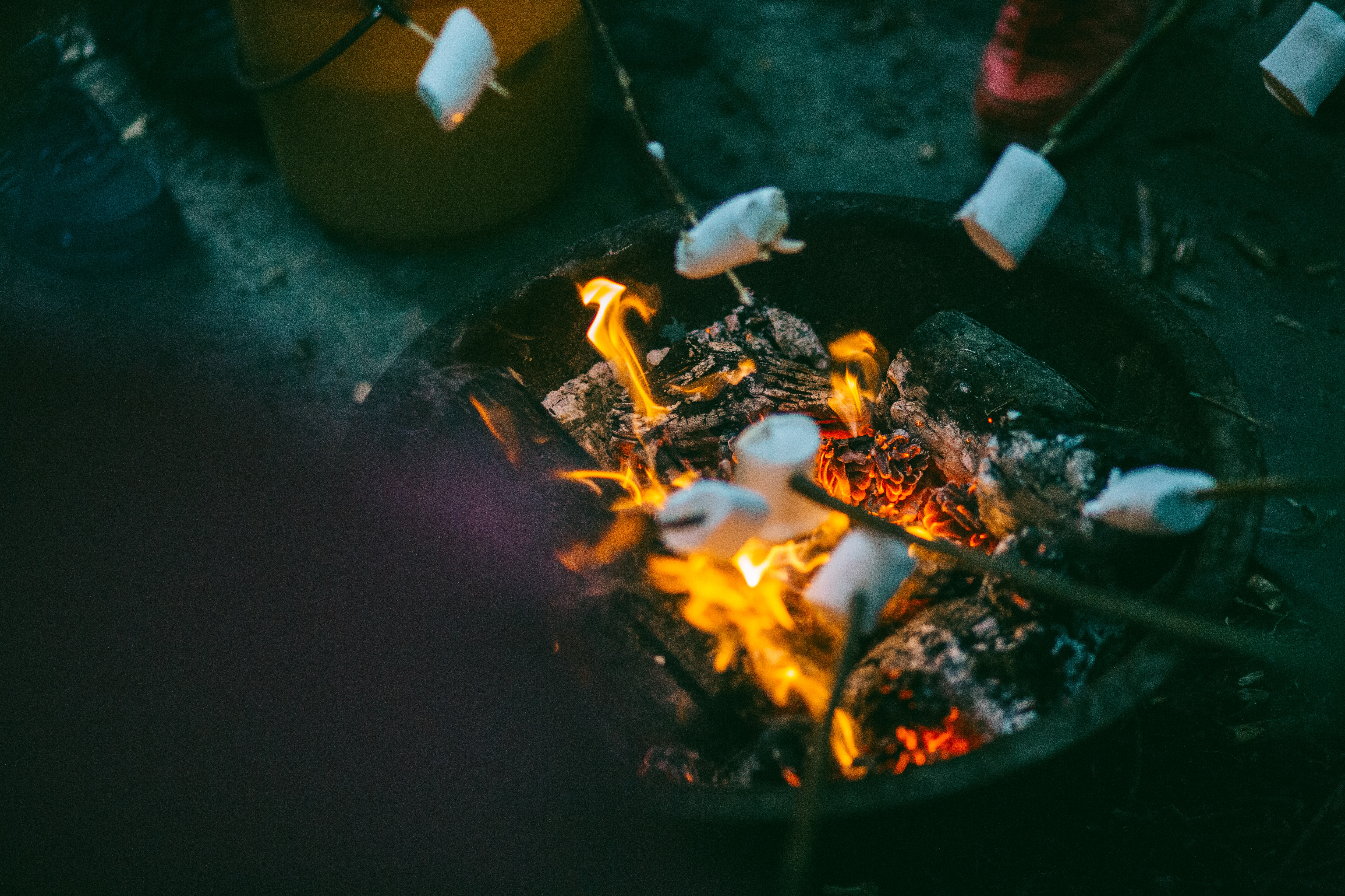 summer camp europe campfire smores hiking marshmallows on a stick fire fireplace friends company staycation holiday ideas alternative unique nature camping road trip couple dog car adventure couple experience localbini biniblog travel blog scenery nature travel traveller