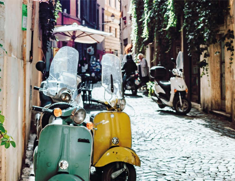 Europe, Italy, Movies, Films, Cinema, Destination, Instagram, Eat Pray Love, Roman Holiday, Notting Hill, Experience, BiniBlog, vespa, Italy, dolce vita, holiday ideas