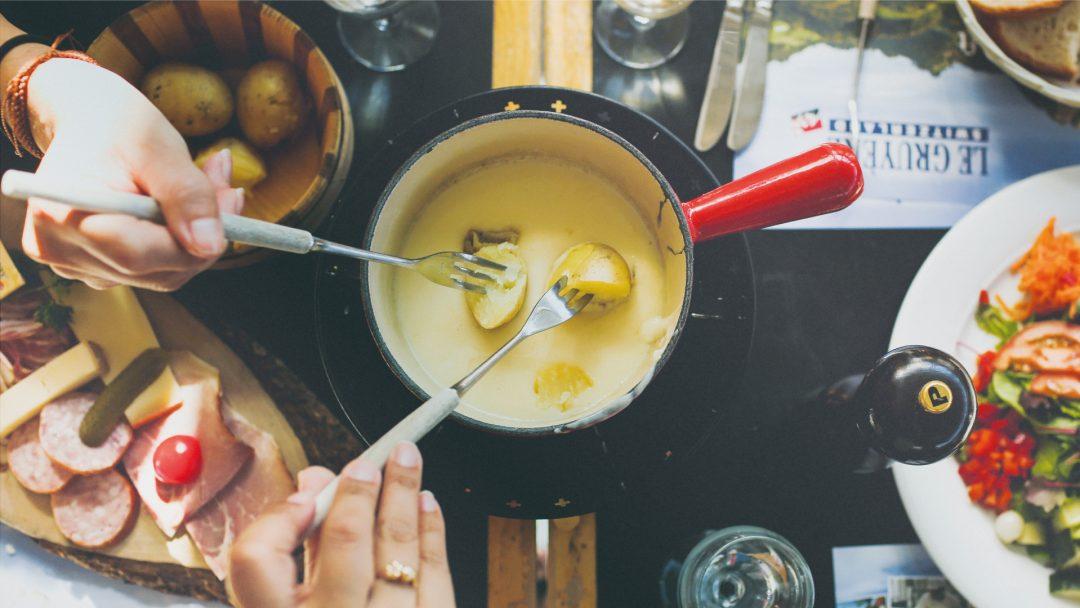 Switzerland, cheese, experiences, fondue, dinner, local, authentic, Europe, travel, LocalBini, Biniblog