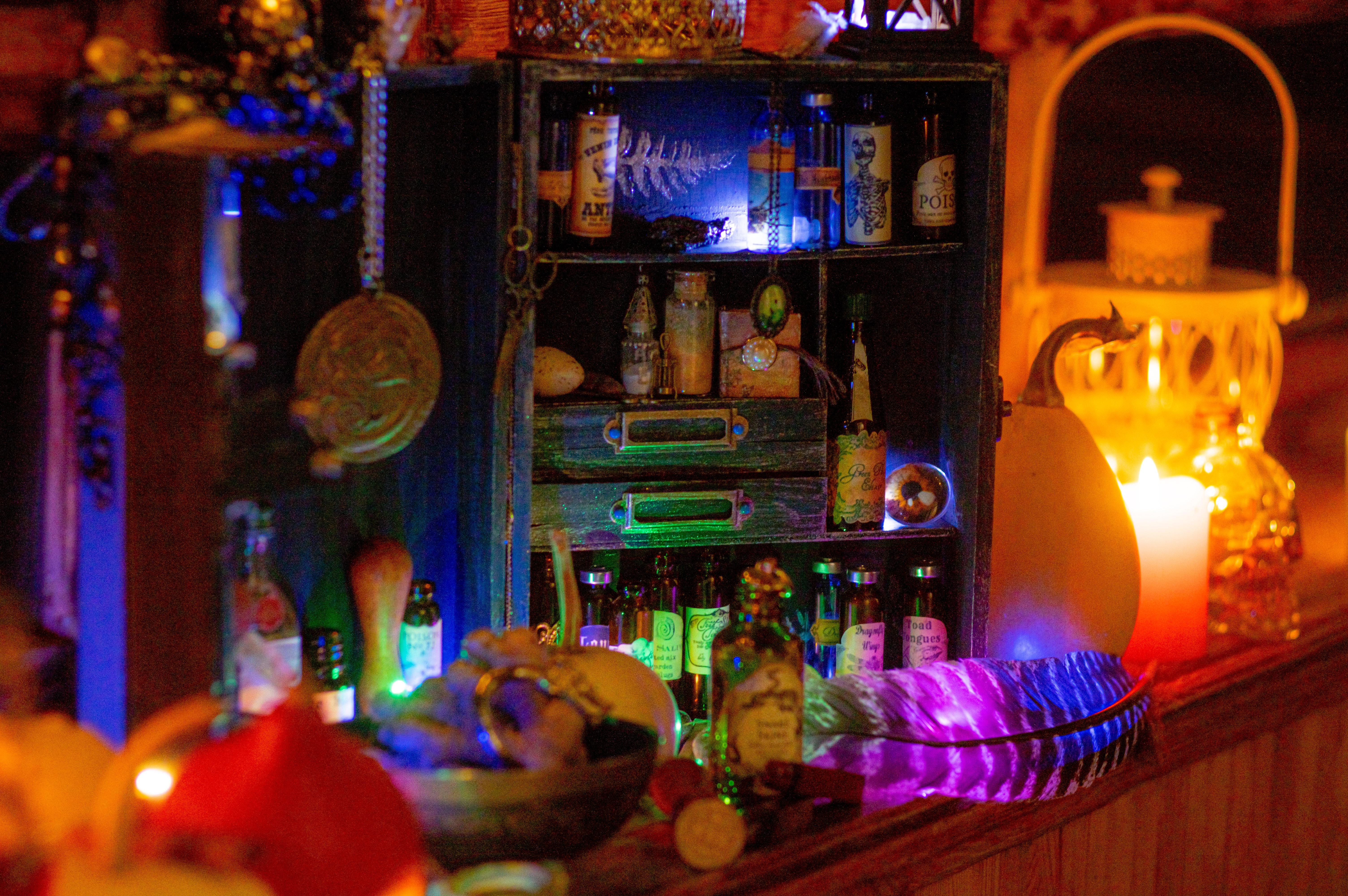 Europe, Experience, Halloween, Pumpkin, Festival, Spooky, Autumn, Travel, LocalBini, BiniBlog, London, Harry Potter, Warner Bros, Cocktails