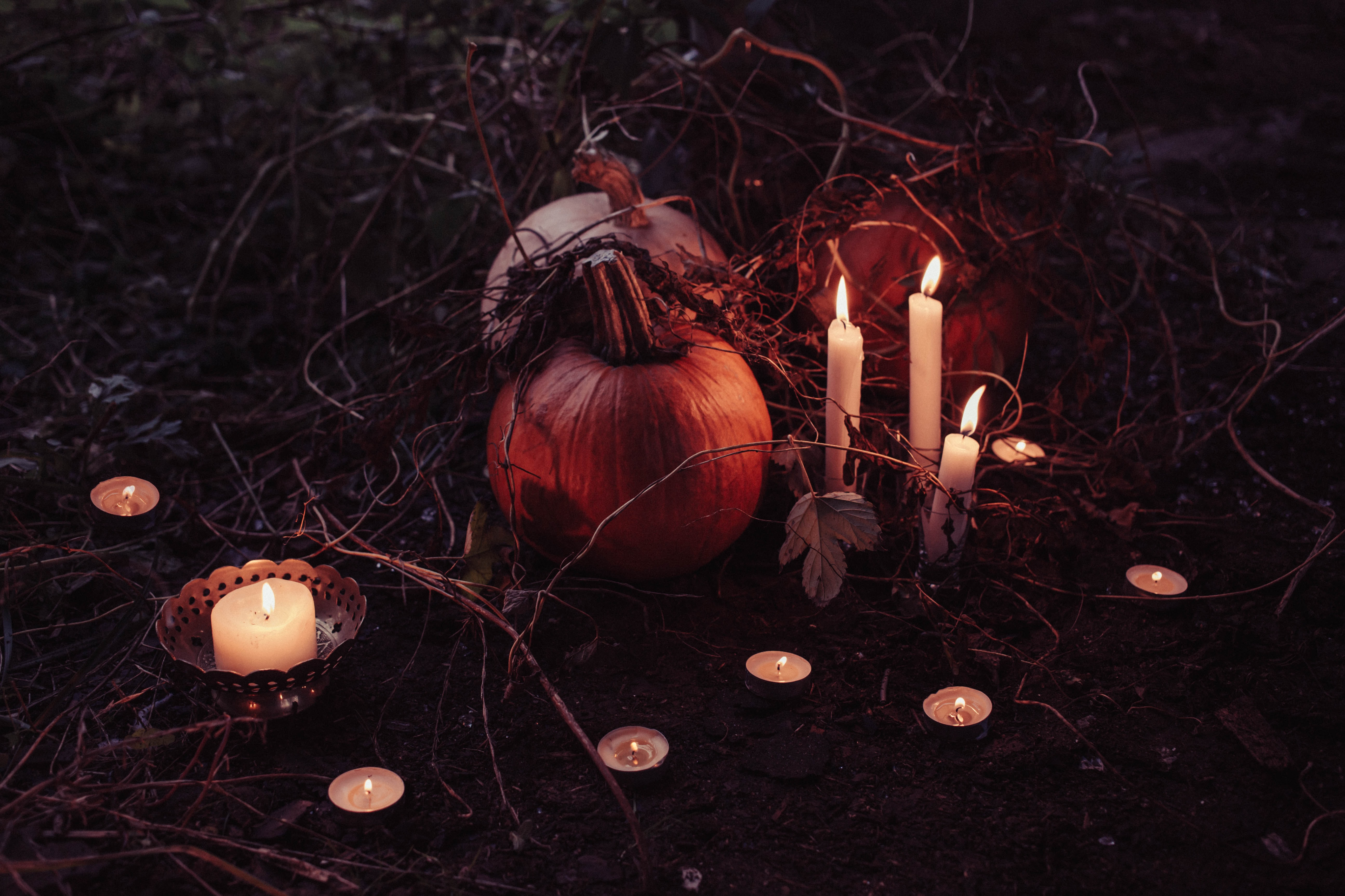 Prague, Candles, Cemetery, Europe, Experience, Halloween, Pumpkin, Festival, Spooky, Autumn, Travel, LocalBini, BiniBlog